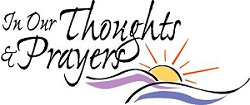 Thoughts and Prayers Color